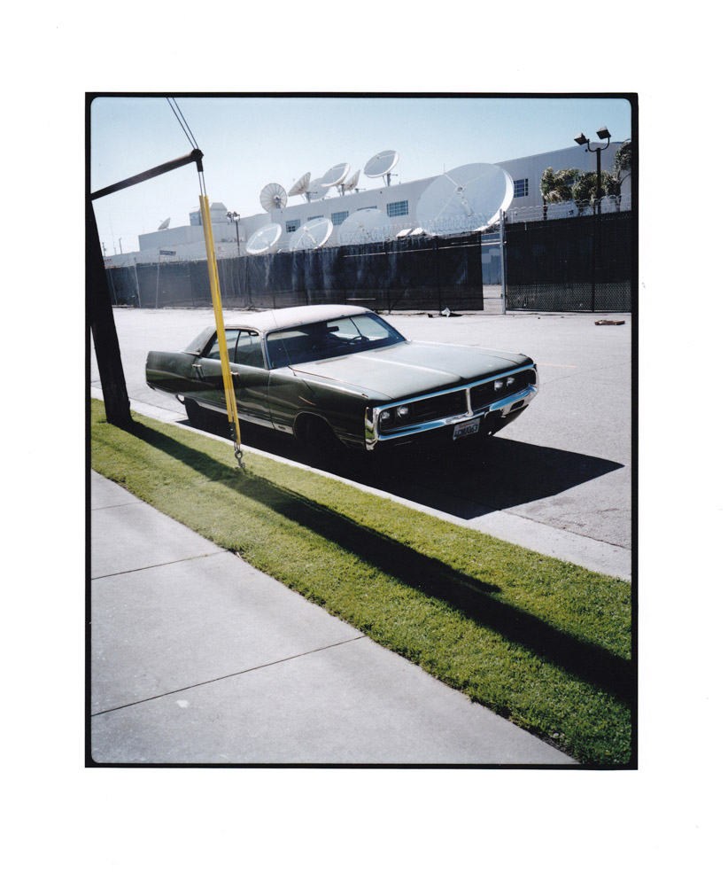 Chrysler New Yorker, Los Angeles 2002