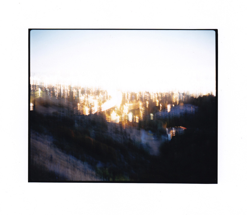 Los Angeles at Night, Mulholland Drive 2002