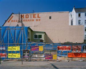 Hotel Reeperbahn 1995, Hein-Hoyer Straße, Hamburg St.Pauli, Draussen vor der Tür, Ulrich Tukur, Reeperbahn