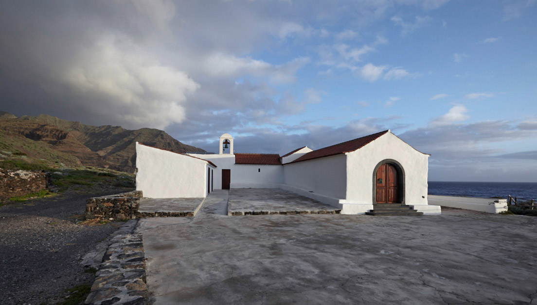 Ermita de Nuestra Senora de Guadalupe, La Gomera, Chapel of our Lady of Guadalupe