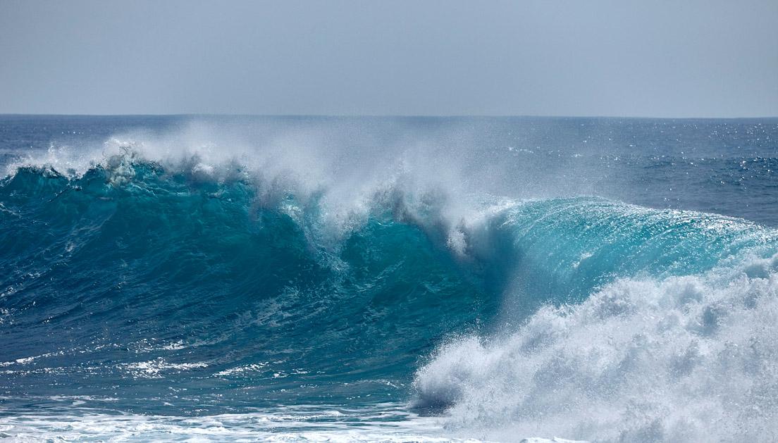 Wave Valle Gran Rey, La Gomera