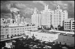 Miami, Collins Ave. Sagamore, National, Delano, Ritz - 2000, Agfa Scala