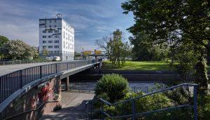 Hamburg Rothenburgsort, Mercedeshaus