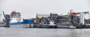 K+S Transport GmbH, Terminal Kalikai 2018 - Port of Hamburg