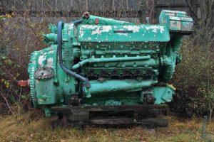 Napier Deltic Diesel Engine, Napier & Son