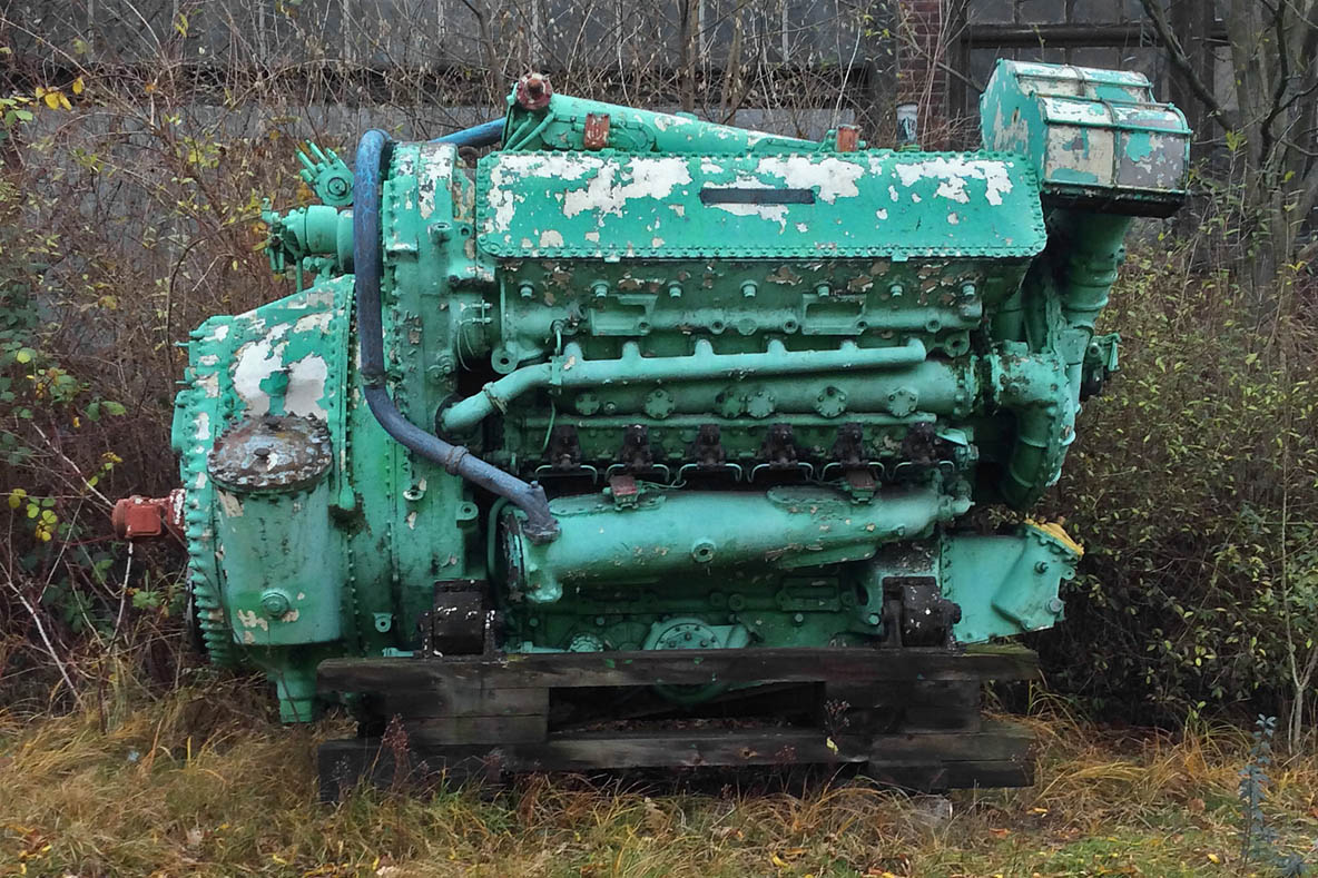 Napier Deltic Diesel Engine, Napier & Son