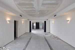 Ehemaliges Logenhaus in der Rothbaumchaussee 199