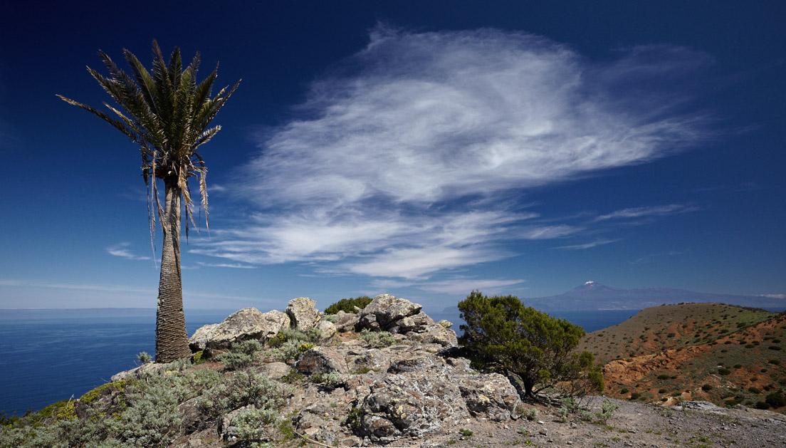 Punta de los Órganos, La Gomera