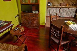 Villa Palmar, Vallehermoso, La Gomera