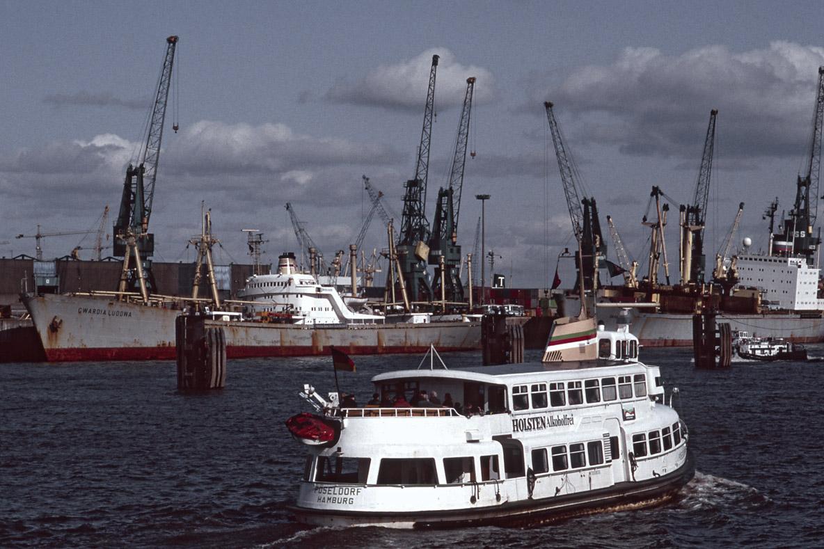 Baakenhafen 1992, Gwardia Ludowa