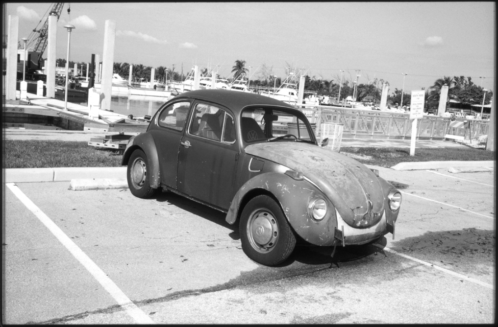 Miami 1999, VW Beetle
