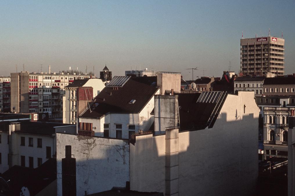 Astra Turm, St.Pauli, 1997