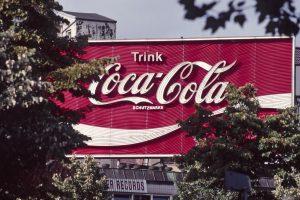 Coca Cola, Reeperbahn 1995