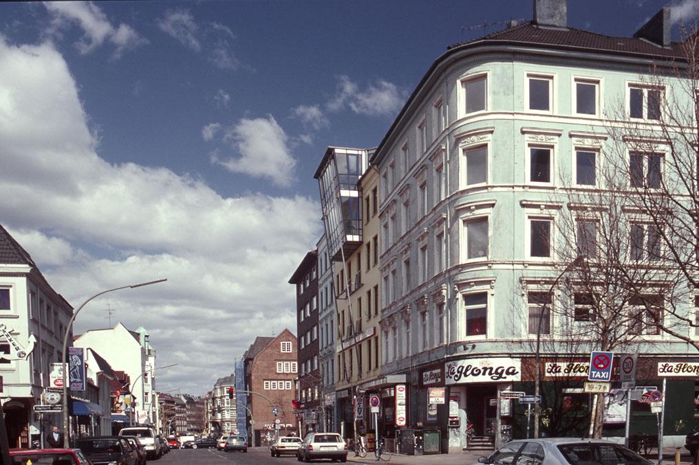 Davidstrasse, Hopfenstrasse 1996