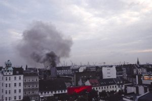 Feuer auf St.Pauli, Reeperbahn 1995