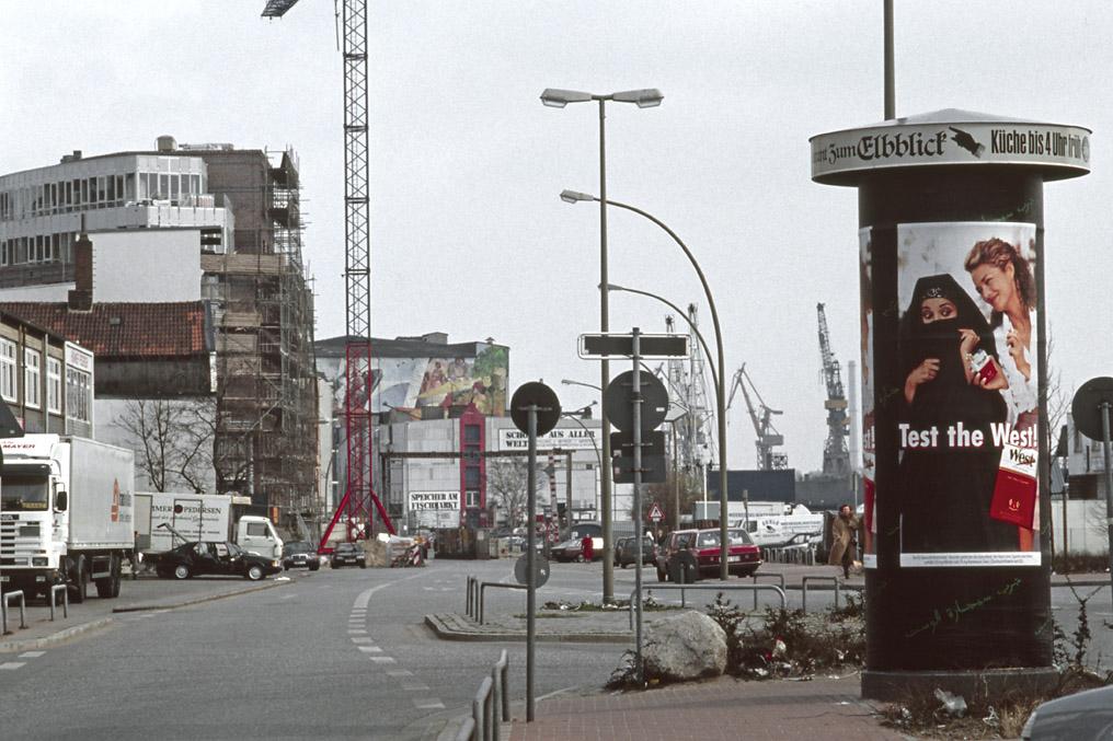Hamburger Fischmarkt 1996