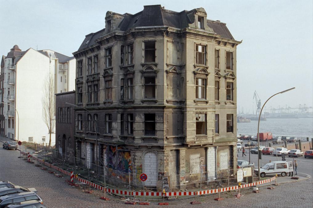 Hamburg Fischmarkt, 1996