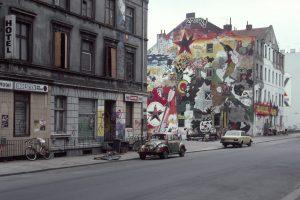 Störtebeker Zentrum, Bernhard-Nocht-Strasse, St.Pauli, 1987