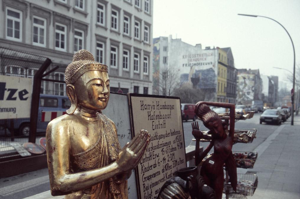 Harrys Hafen Basar, St.Pauli 1996