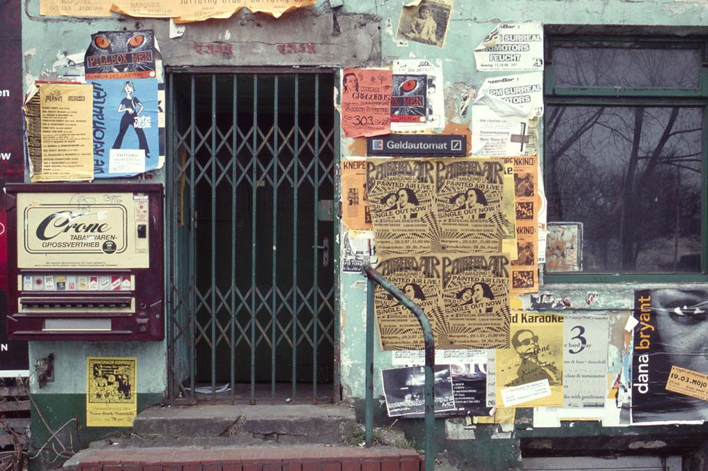 Heinz Karmers Tanzcafe, Budapester Strasse 1997