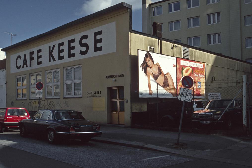 Cafe Keese, Seilerstrasse, 1997