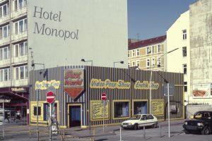Hotel Monopol, Reeperbahn, Hamburg St-Pauli 1996