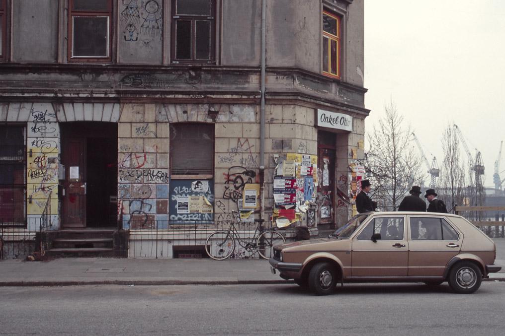 Onkel Otto, Bernhard-Nocht Strasse 1997