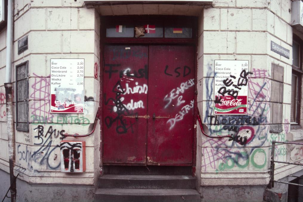Onkel Otto, Bernhard-Nocht Strasse 1987