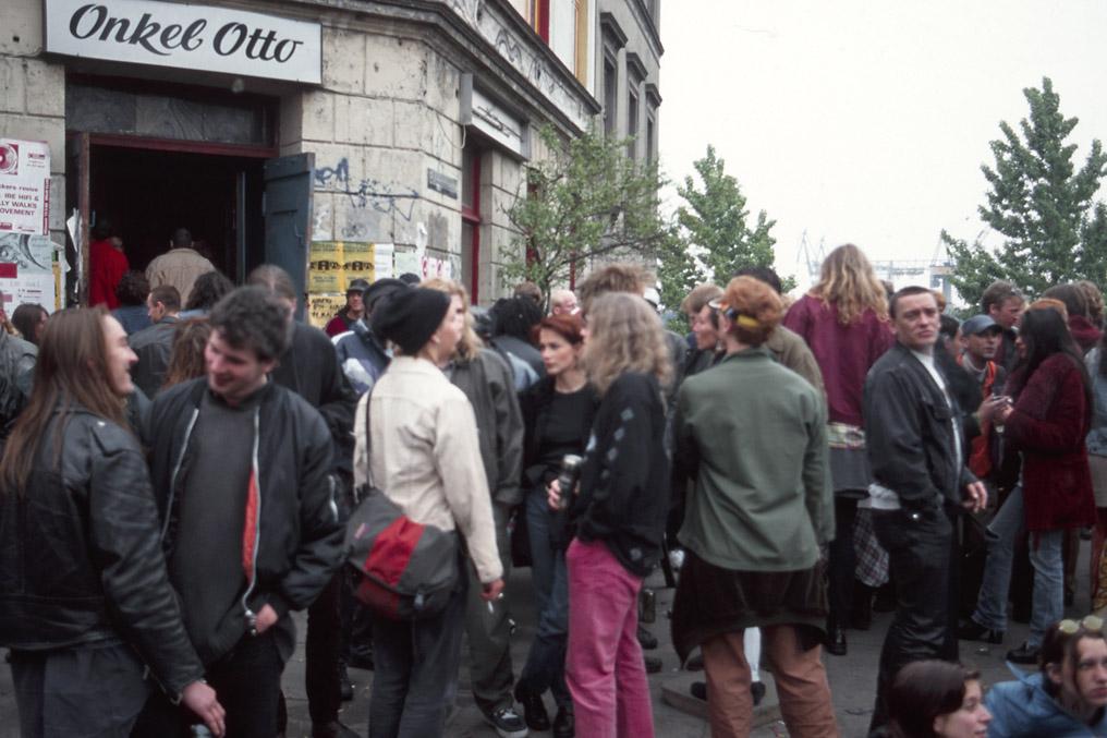 Onkel Otto, St.Pauli 1996