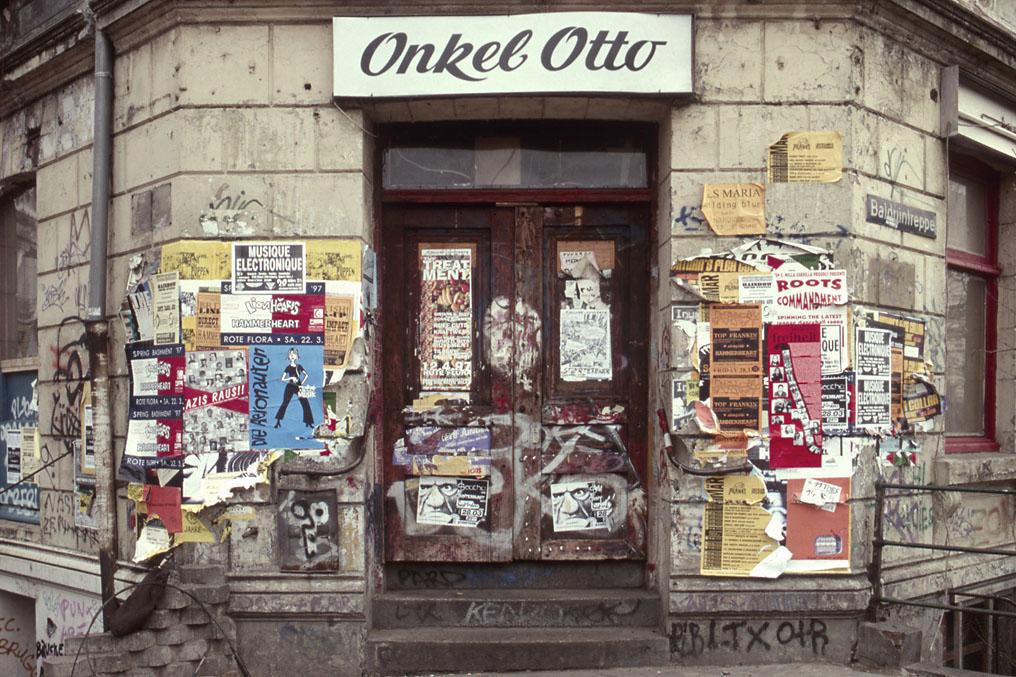 Onkel Otto, Bernhard Nocht Strasse, St.Pauli 1997