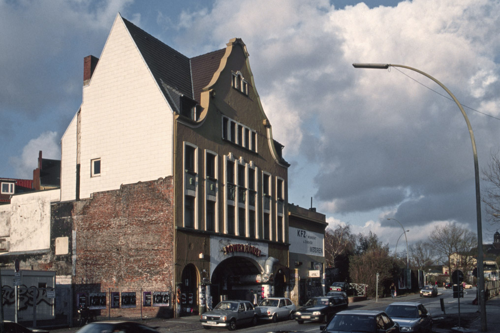 Powerhouse, Simon-von-Utrecht-Strasse, Hamburg, 1996