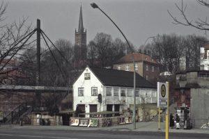 Pudelclub_Hafentreppe, Hamburg St.Pauli 1997