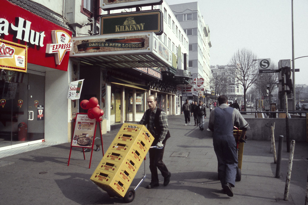 Hamburg Reeperbahn, 1996