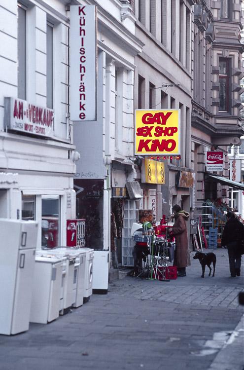Seilerstrasse, St.Pauli 1997