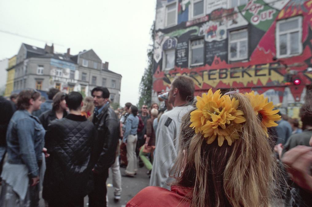 Sundance, St.Pauli Hafenstrasse 1996