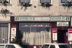 Baton Rouge, Bernhard-Nocht Straße, 1992
