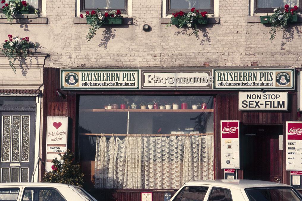 Baton Rouge, Bernhard-Nocht Strasse, 1992