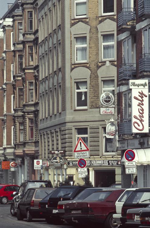 Tanzcafe Charly, Hamburger Berg, 1997