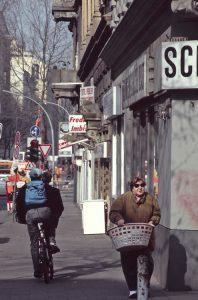 Hein-Hoyer Strasse, 1997