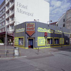 Sexworld, Hotel Monopol, Detlev-Bremer Strasse, Reeperbahn 1998