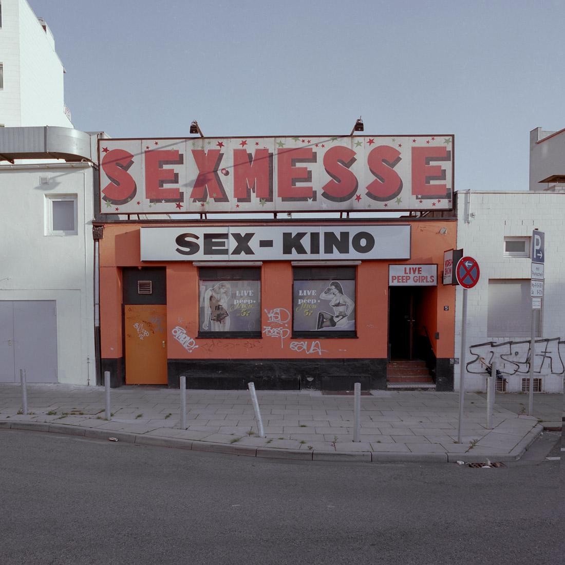 Sexmesse, Seilerstrasse, 1998