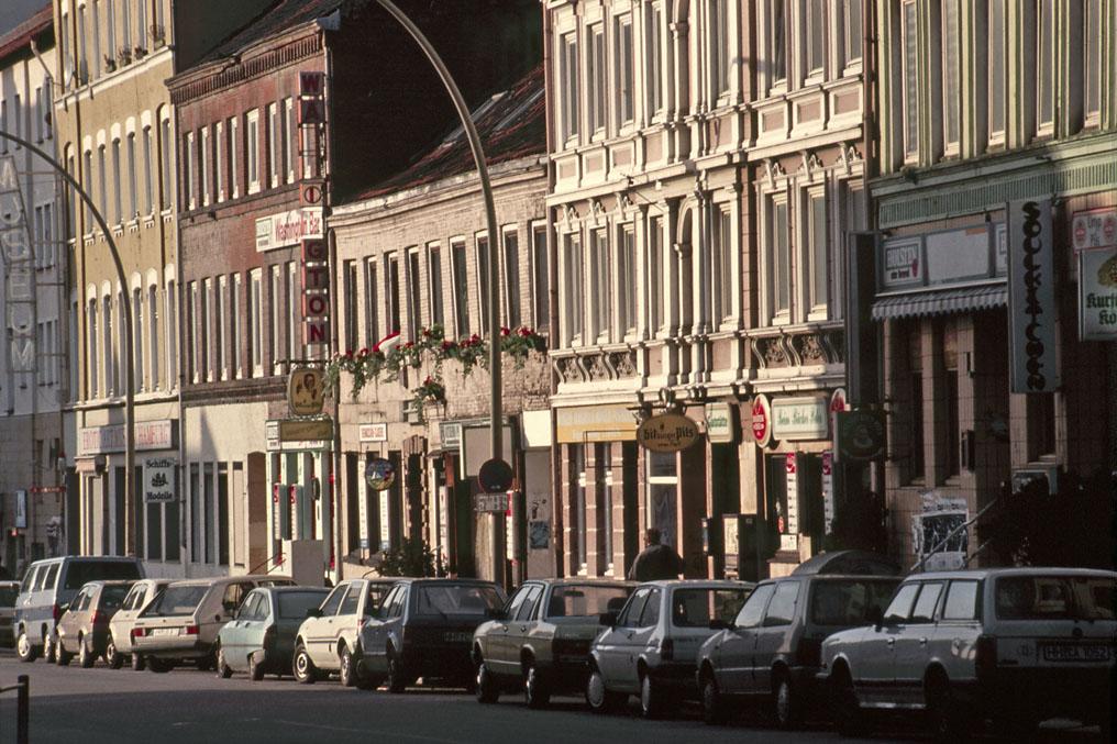 Soulkitchen, Bernhard-Nocht, 1992