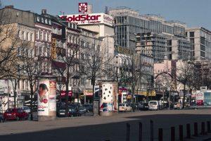 Spielbudenplatz, 1997