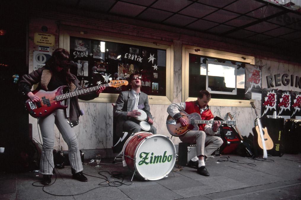 Zimbo, Grosse Freiheit 1992
